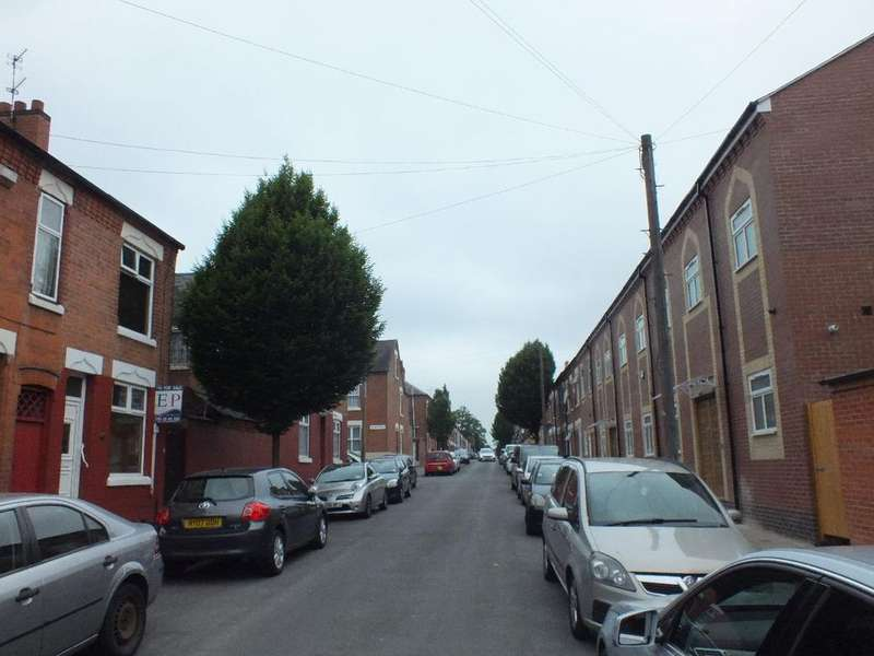 4 Bedrooms Terraced House for sale in Earl Howe Street, Highfields, Leicester, LE2 0DJ