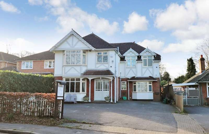 5 Bedrooms Detached House for sale in Kanes Hill, Southampton