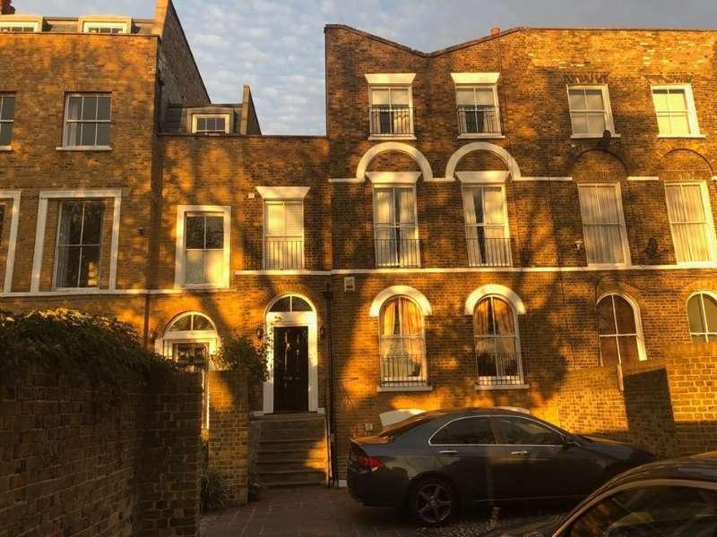 4 Bedrooms Terraced House for sale in Peckham Rye, Peckham, London, SE15 3UL
