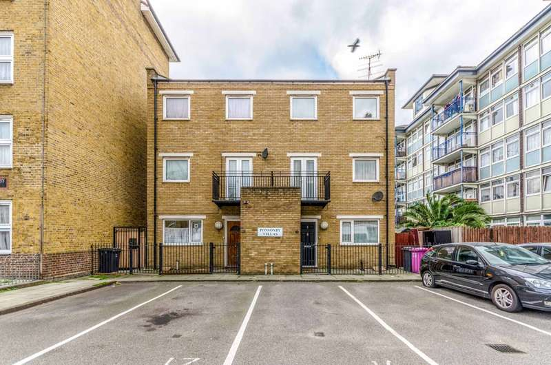 4 Bedrooms House for sale in Wadeson Street, Bethnal Green, E2