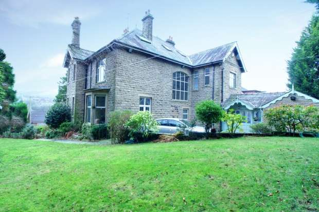 5 Bedrooms Detached House for sale in Haslingden Road, Rawtenstall, Lancashire, BB4 6QX