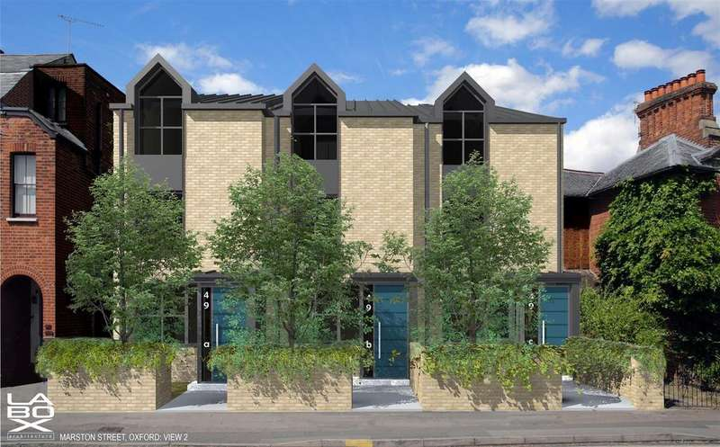 4 Bedrooms Detached House for sale in Marston Street, East Oxford