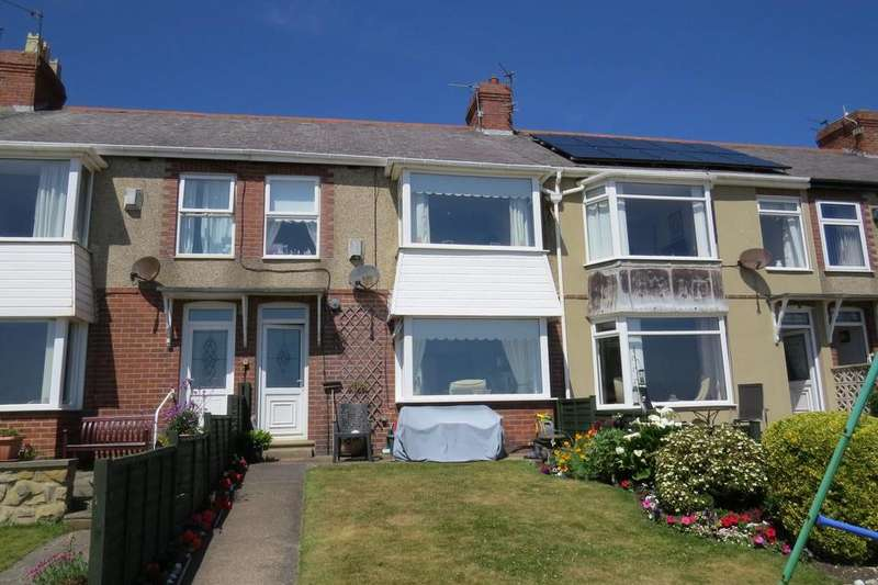 3 Bedrooms Terraced House for sale in Ocean View, Newbiggin-By-The-Sea