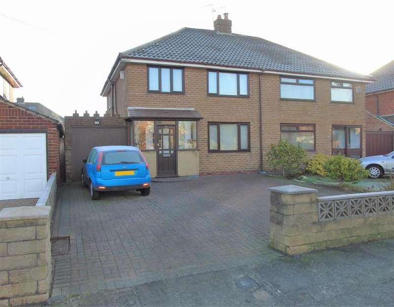 3 Bedrooms Semi Detached House for sale in Bull Bridge Lane, Aintree Village, Liverpool