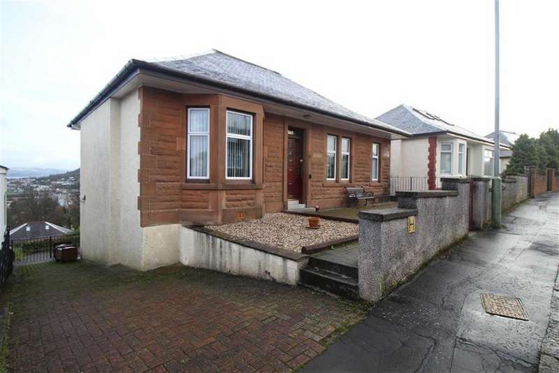 3 Bedrooms Detached Bungalow for sale in Craigmuschat Road, Gourock