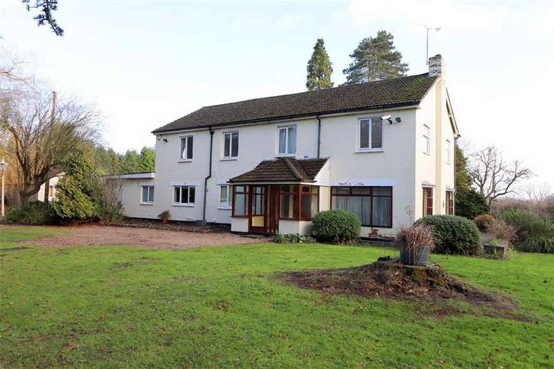5 Bedrooms Detached House for sale in Bascote Heath, Southam, CV47
