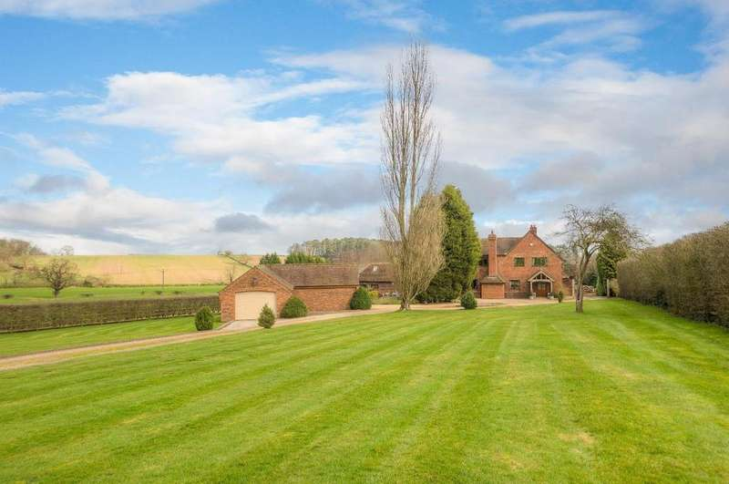 4 Bedrooms Detached House for sale in Canwell, Nr Sutton Coldfield, B75