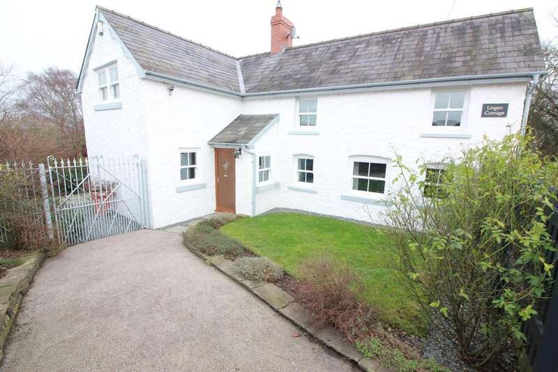 3 Bedrooms Detached House for sale in Llanvapley, Abergavenny, NP7