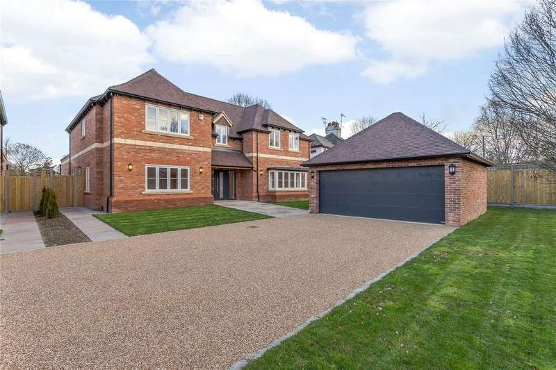 5 Bedrooms Detached House for sale in Plot 2, Maidens Green, Winkfield, Windsor