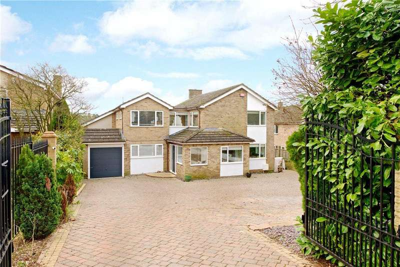4 Bedrooms Detached House for sale in York Road, Wollaston, Northamptonshire