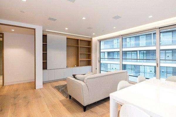 3 Bedrooms Flat for sale in Tudor House, Duchess Walk, London, SE1