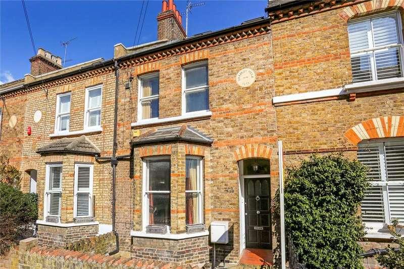 3 Bedrooms Terraced House for sale in 48 Grove Road, Windsor, Berkshire, SL4