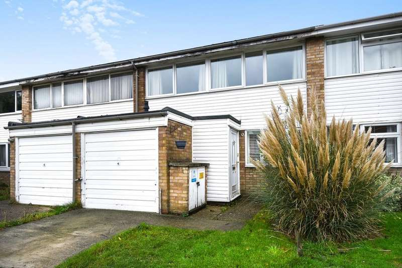 3 Bedrooms End Of Terrace House for sale in Hanwood Close, Woodley, Reading, RG5
