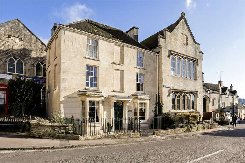 4 Bedrooms End Of Terrace House for sale in Victoria Street, Painswick, Stroud, Gloucestershire, GL6