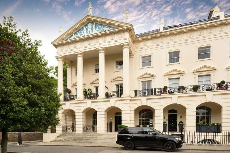 6 Bedrooms Terraced House for sale in Hanover Terrace, Regent's Park, London, NW1