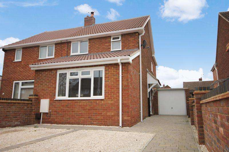 3 Bedrooms Semi Detached House for sale in Caddington Village