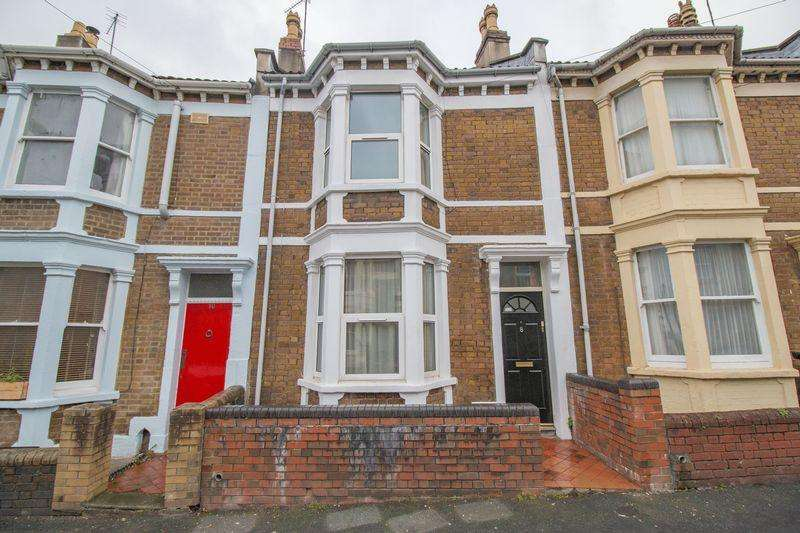2 Bedrooms Terraced House for sale in Nicholas Road, Bristol