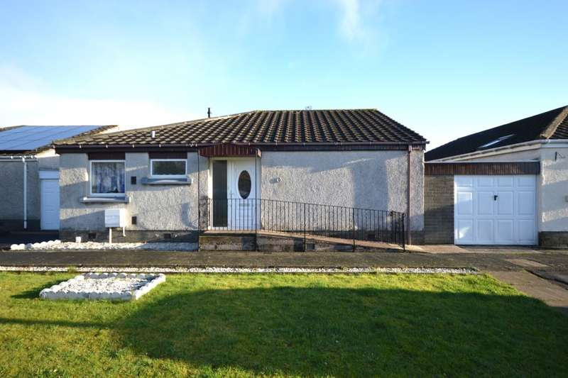 3 Bedrooms Detached House for sale in Sidlaw Place, Grangemouth, FK3