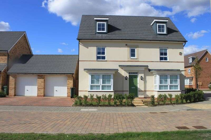 5 Bedrooms Property for sale in Mauretania Way, Milton Keynes