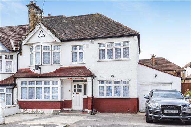 4 Bedrooms End Of Terrace House for sale in Briar Road, LONDON, SW16