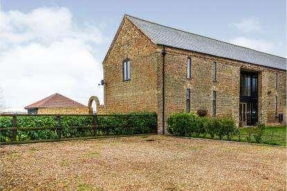 5 Bedrooms Barn Conversion Character Property for sale in Tilney Cum Islington, Kings Lynn, Norfolk