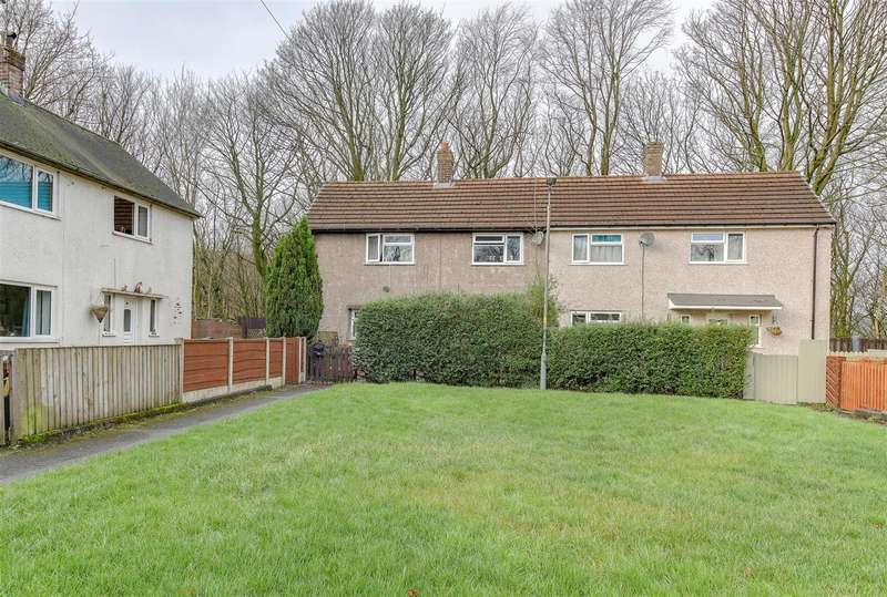 2 Bedrooms Semi Detached House for sale in Top Barn Lane, Newchurch, Rossendale