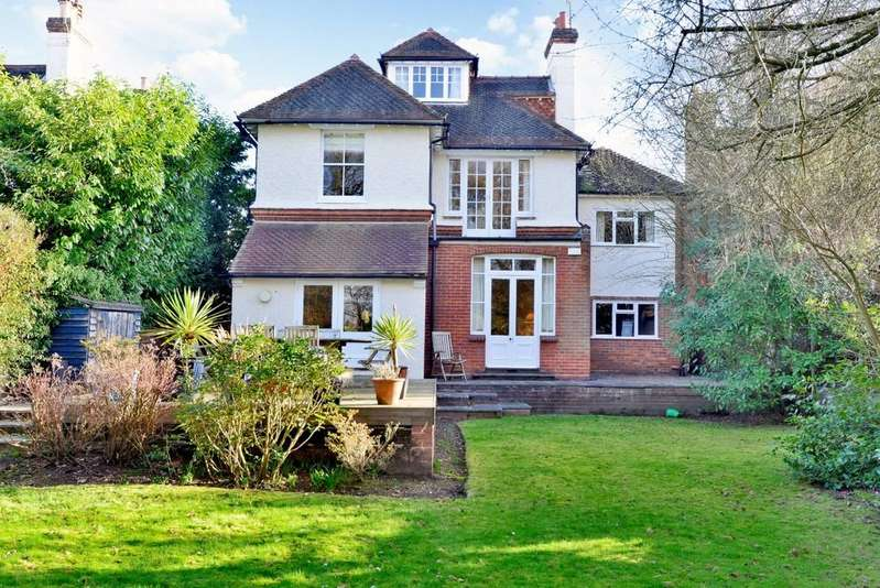 7 Bedrooms Detached House for sale in Poplar Road, Shalford, Guildford GU4 8DH
