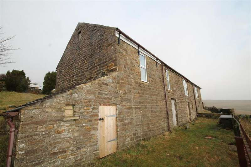 2 Bedrooms Farm House Character Property for sale in Halliwell House, Wearhead