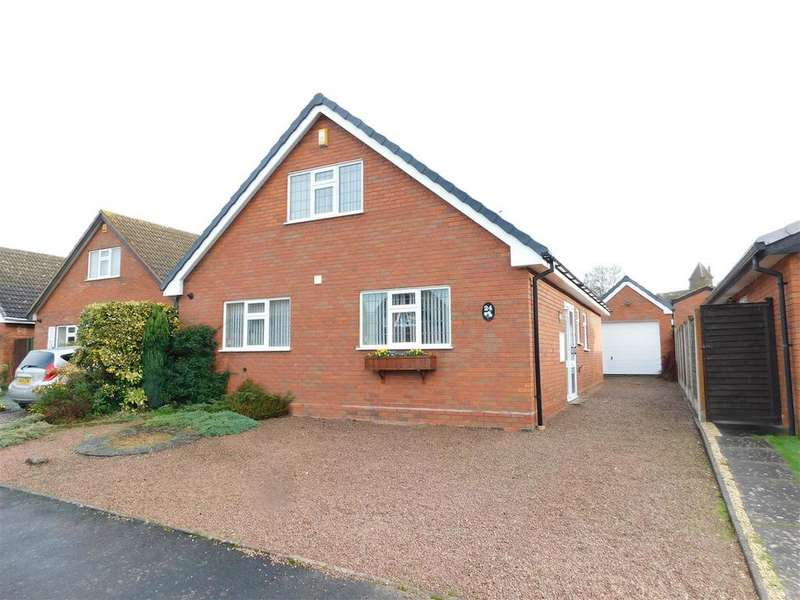 3 Bedrooms Detached House for sale in Heightington Place, Stourport-On-Severn