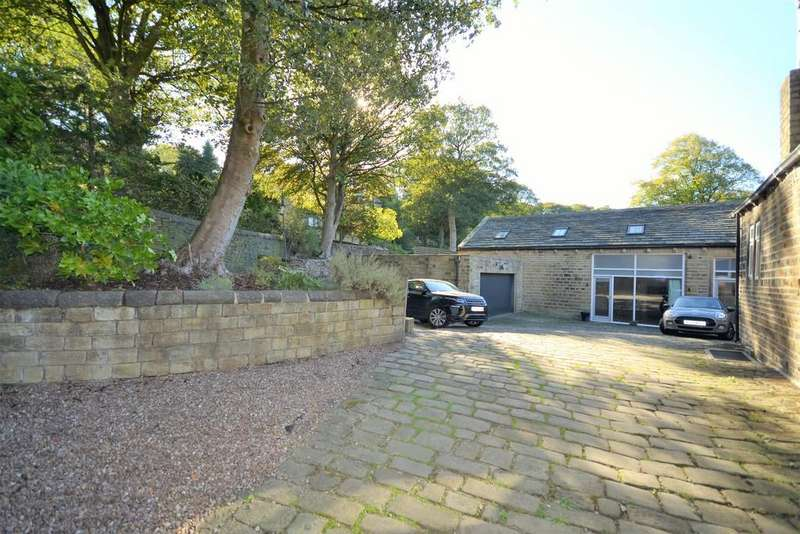 5 Bedrooms Barn Conversion Character Property for sale in Netherton Fold, Huddersfield