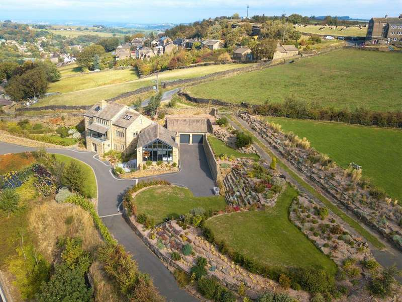 6 Bedrooms Detached House for sale in Newgate Fold, Holmfirth