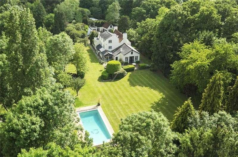 8 Bedrooms Detached House for sale in Littleworth Road, Esher, Surrey, KT10