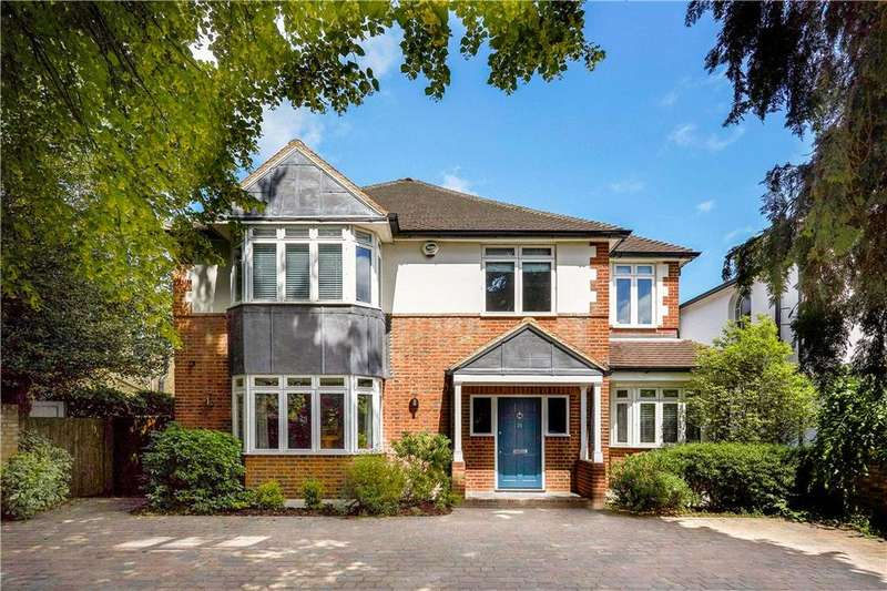 6 Bedrooms Detached House for sale in Palace Road, East Molesey, Surrey, KT8