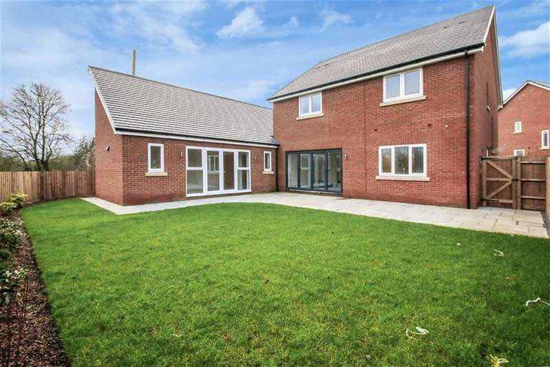 4 Bedrooms Detached House for sale in Yardley Road, Olney, Olney, Buckinghamshire