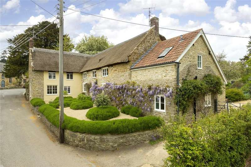 5 Bedrooms Detached House for sale in Bridge Street, Netherbury, Bridport, Dorset, DT6
