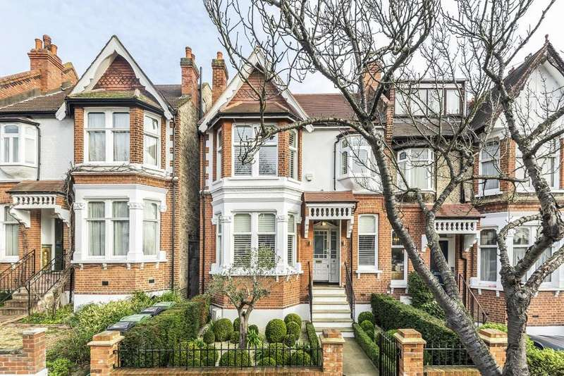 4 Bedrooms Terraced House for sale in Copley Park, Streatham