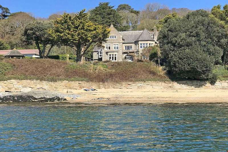 7 Bedrooms Detached House for sale in Fronting Falmouth Harbour, South Cornwall