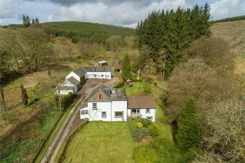 5 Bedrooms Detached House for sale in Watcarrick, Eskdalemuir, Langholm, Dumfriesshire