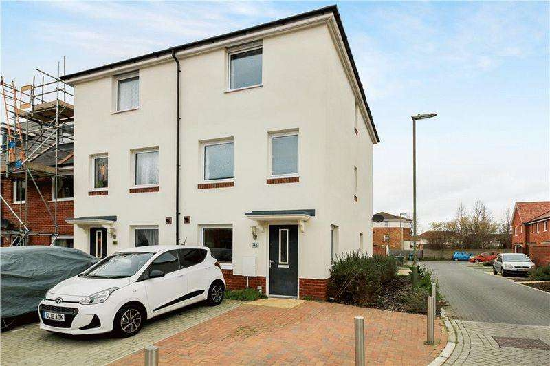 4 Bedrooms Town House for sale in Colby Street, Southampton