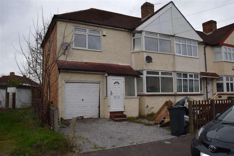 5 Bedrooms End Of Terrace House for sale in Elmgate Avenue, Feltham, Greater London Tw13, Feltham
