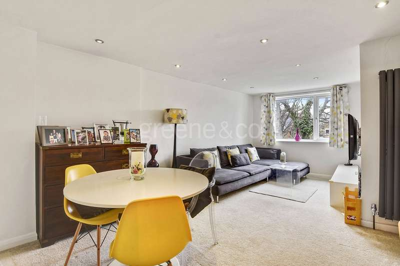 2 Bedrooms Flat for sale in Dennington Park Road, West Hampstead, London, NW6