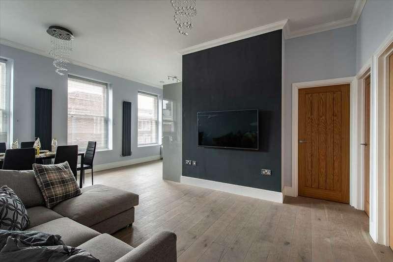 2 Bedrooms Apartment Flat for sale in Preston Court, 23a Preston Street, Faversham
