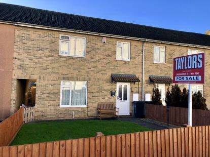 4 Bedrooms Terraced House for sale in Capgrave Crescent, Broomhill, Bristol, Broomhill