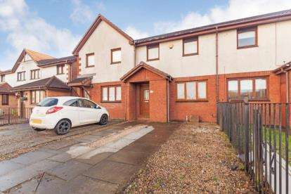3 Bedrooms Terraced House for sale in Harbury Place, Yoker