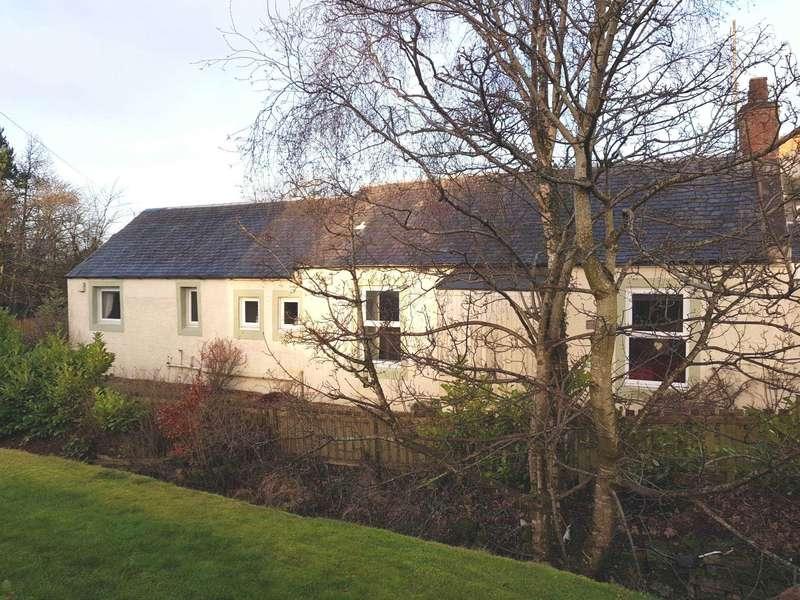 3 Bedrooms Cottage House for sale in Bridesbridge Cottage Kirkford