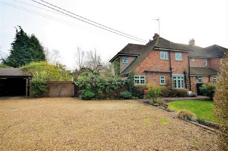 3 Bedrooms Semi Detached House for sale in Churt Road, Near Churt, Headley