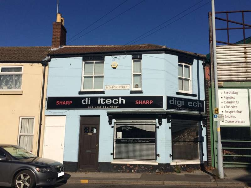 Commercial Property for sale in 63 Heaton Street, Gainsborough, Lincolnshire