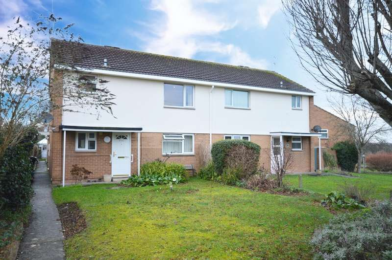 1 Bedroom Flat for sale in St. Clements Road, Keynsham, BS31