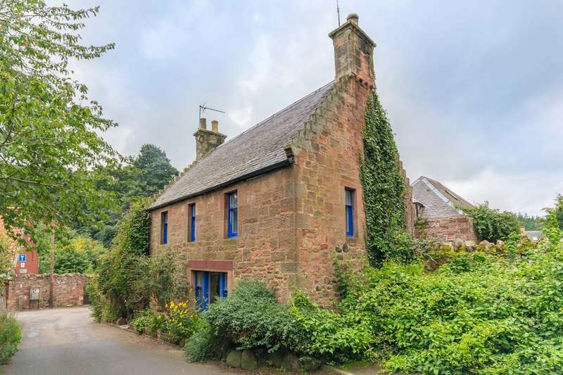 3 Bedrooms Detached House for sale in Garvald, Haddington, EH41