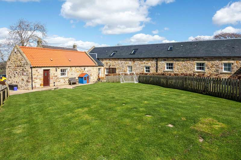 4 Bedrooms Barn Conversion Character Property for sale in Wester Pike Mains, Auchendinny Mains Farm, Penicuik, EH26